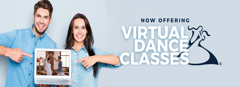 Virtual Dance Classes Banner